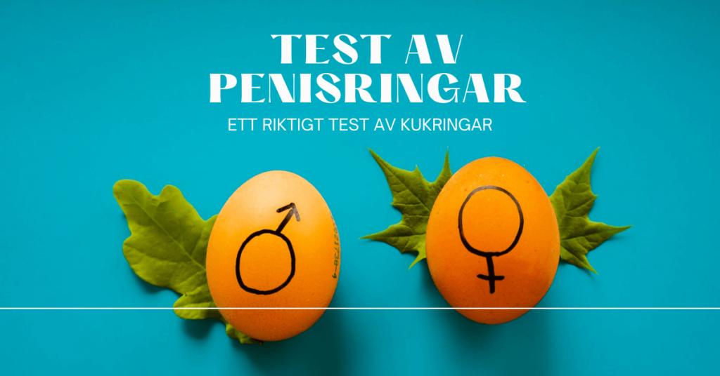TEST AV PENISRINGAR 1