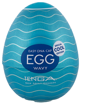 Tenga wavy egg sexleksaker för män