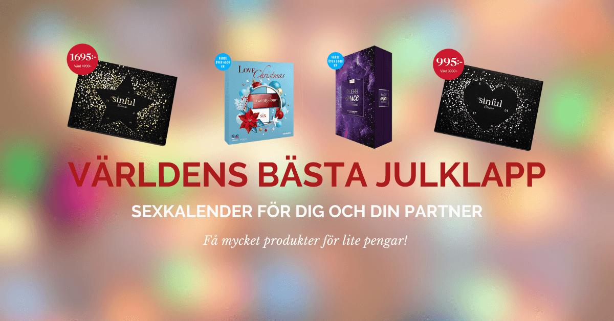 VÄRLDENS BÄSTA JULKLAPP 1